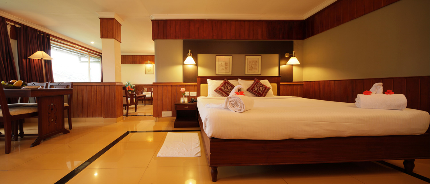 Best Hotels In Munnar - T And U Leisure Hotel