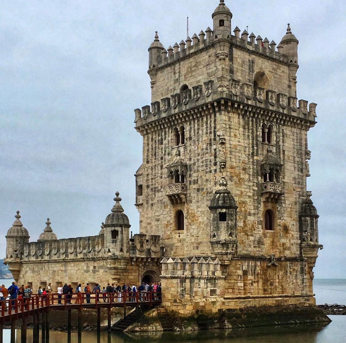 The Belem Tower - Top 13 Instagram Spots In Lisbon