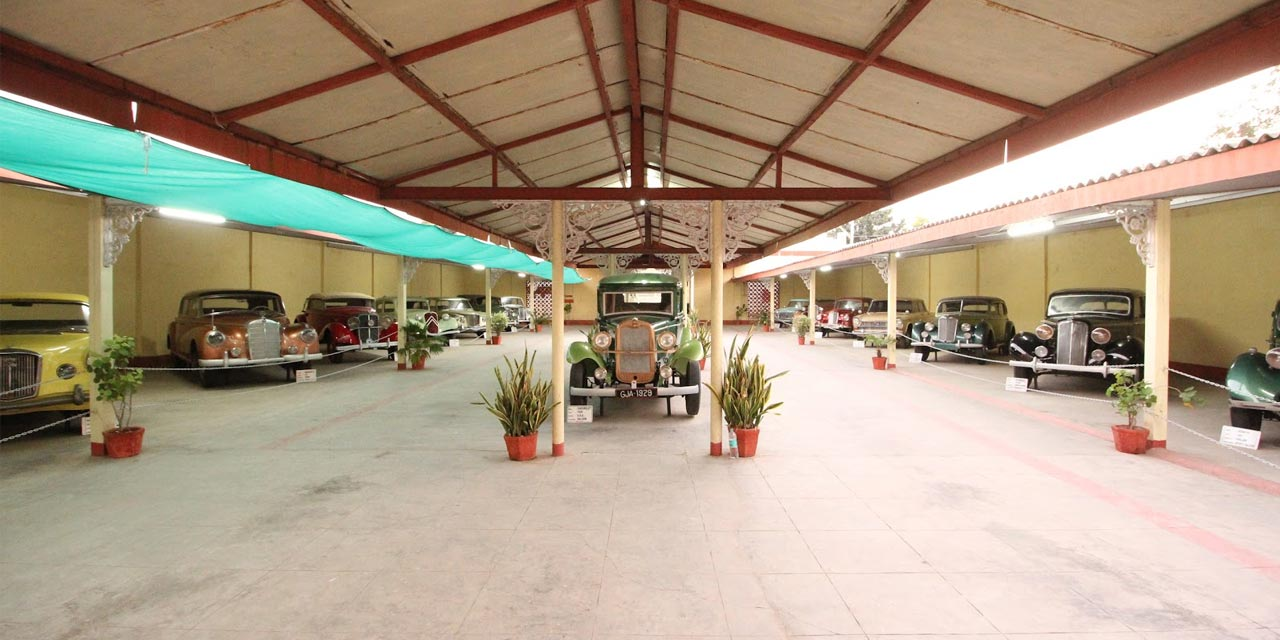 Things To Do In Ahmedabad / Auto World Vintage Car Museum