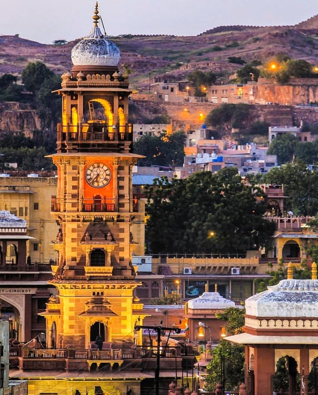 Clock Tower Jodhpur / Best Things To Do In Jodhpur