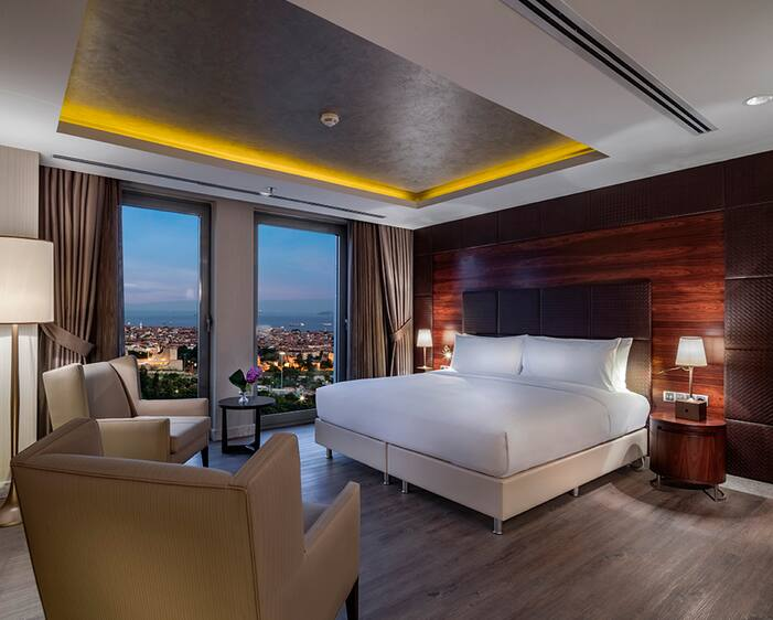Where To Stay In Istanbul: TSG's 11 Best Hotels In Istanbul / DoubleTree By Hilton Istanbul Topkapi