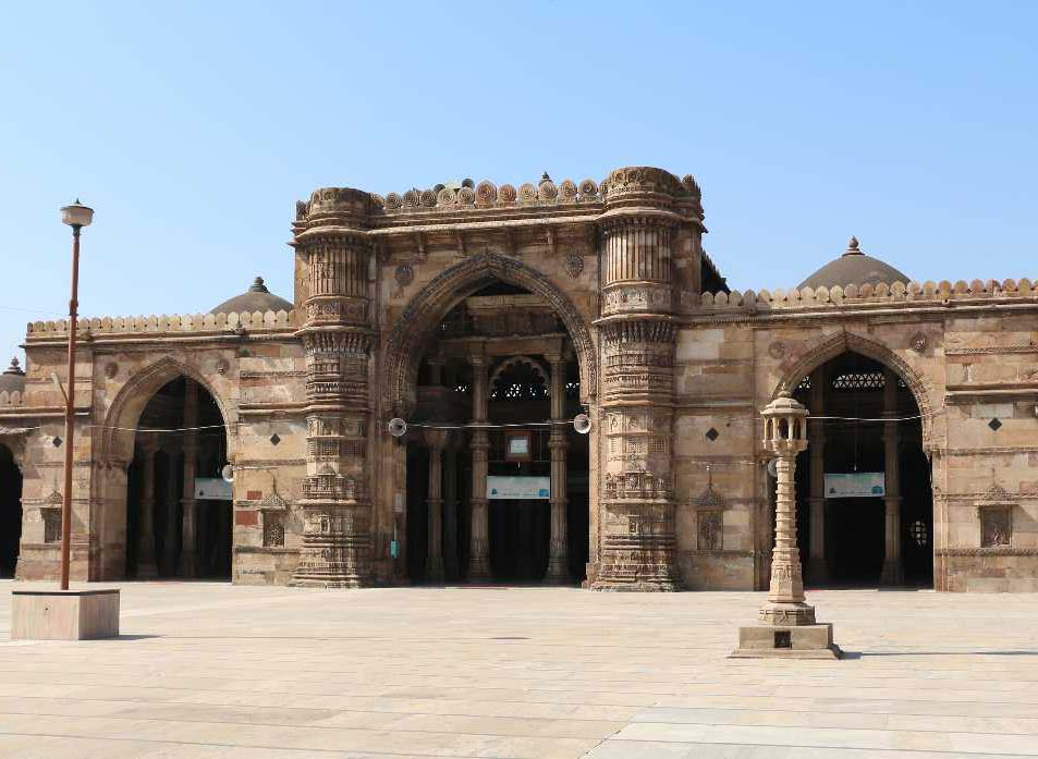 Things To Do In Ahmedabad / Jama Masjid