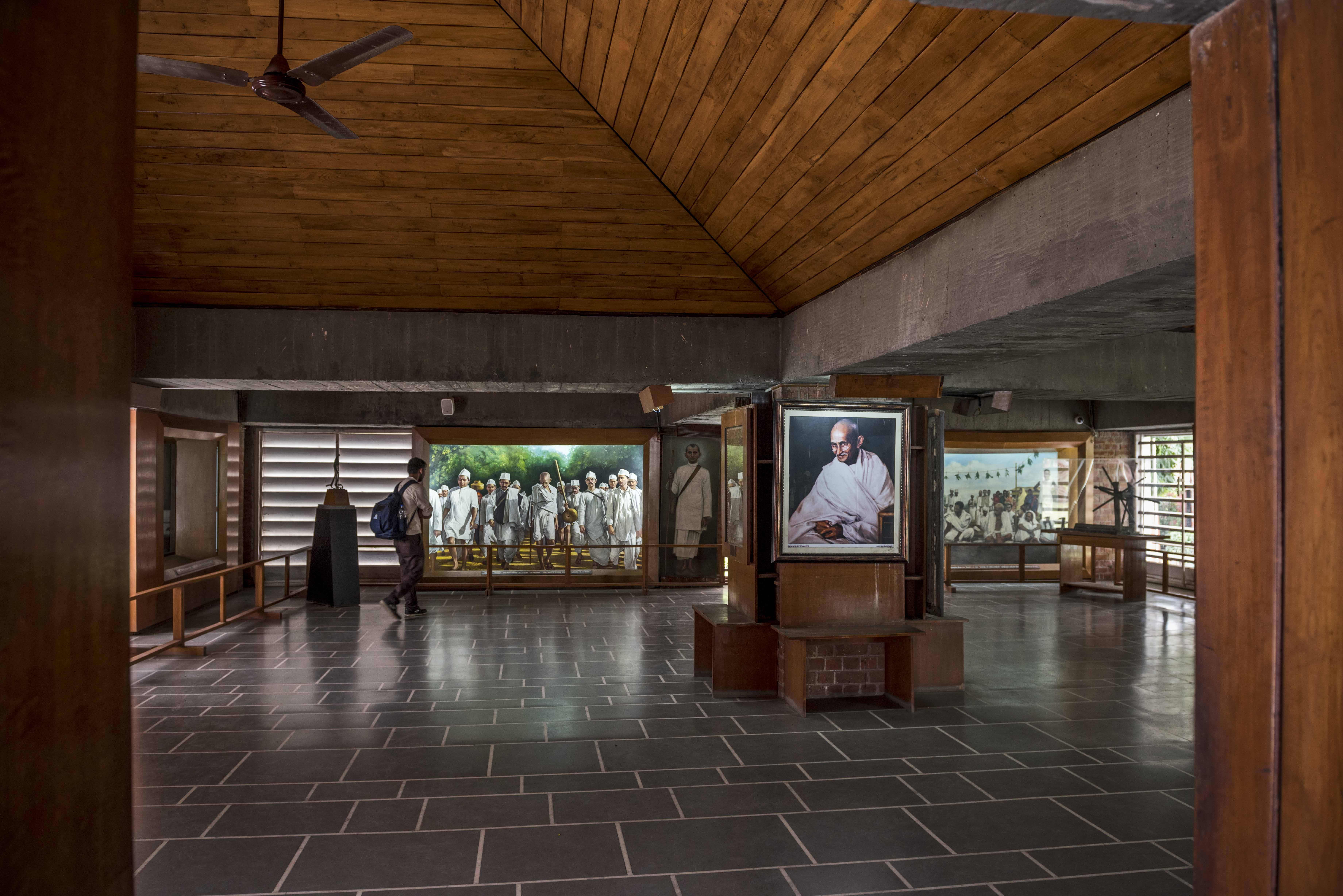 11 Best Places To Visit In Gujarat / Sabarmati Ashram