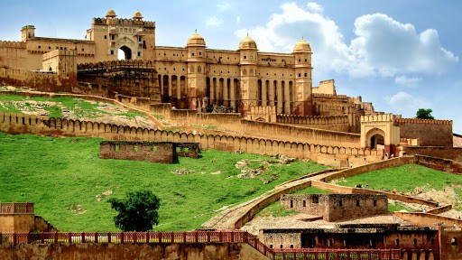 Best Instagrammable Places In Jaipur - Amber Fort