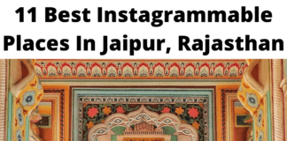 Best Instagrammable Places In Jaipur