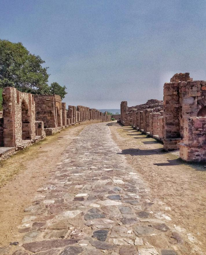Bhangarh Fort Images