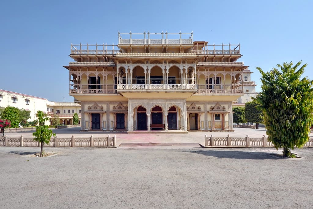 Best Instagrammable Places In Jaipur - City palace