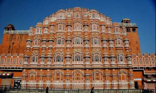Best Instagrammable Places In Jaipur - Hawa Mahal