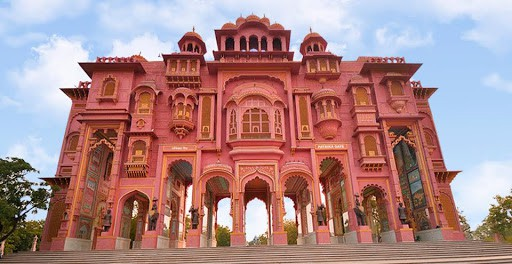 Best Instagrammable Places In Jaipur - Jawahar Circle