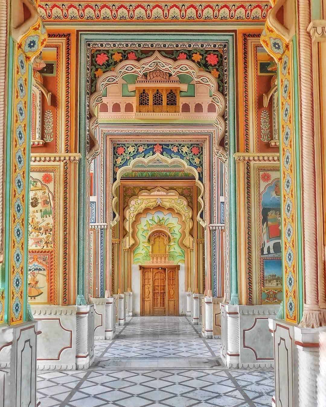 Best Instagrammable Places In Jaipur - Patrika Gate