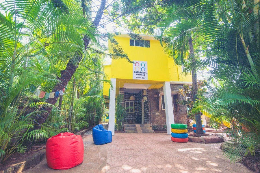 TSG's 11 Best Hostels In South Goa - Roadhouse Hostel Anjuna