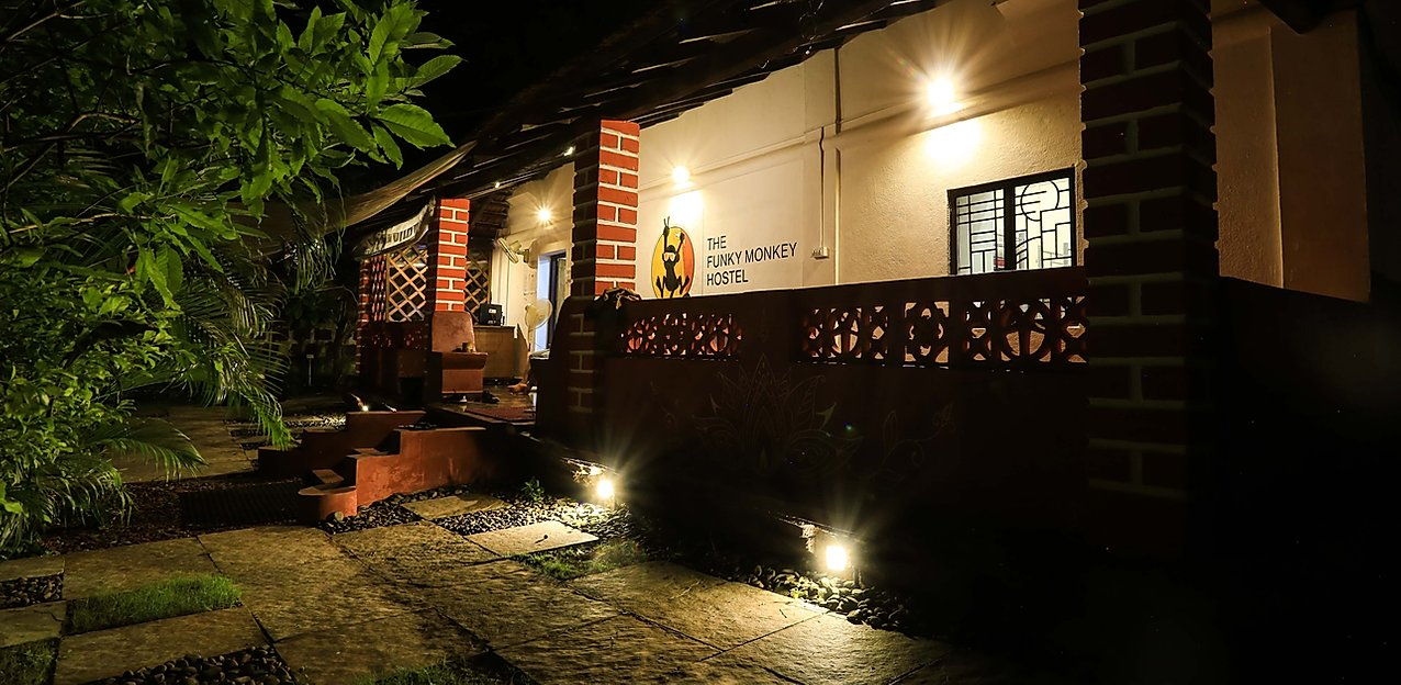 TSG's 11 Best Hostels In North Goa / The Funky Monkey Hostel