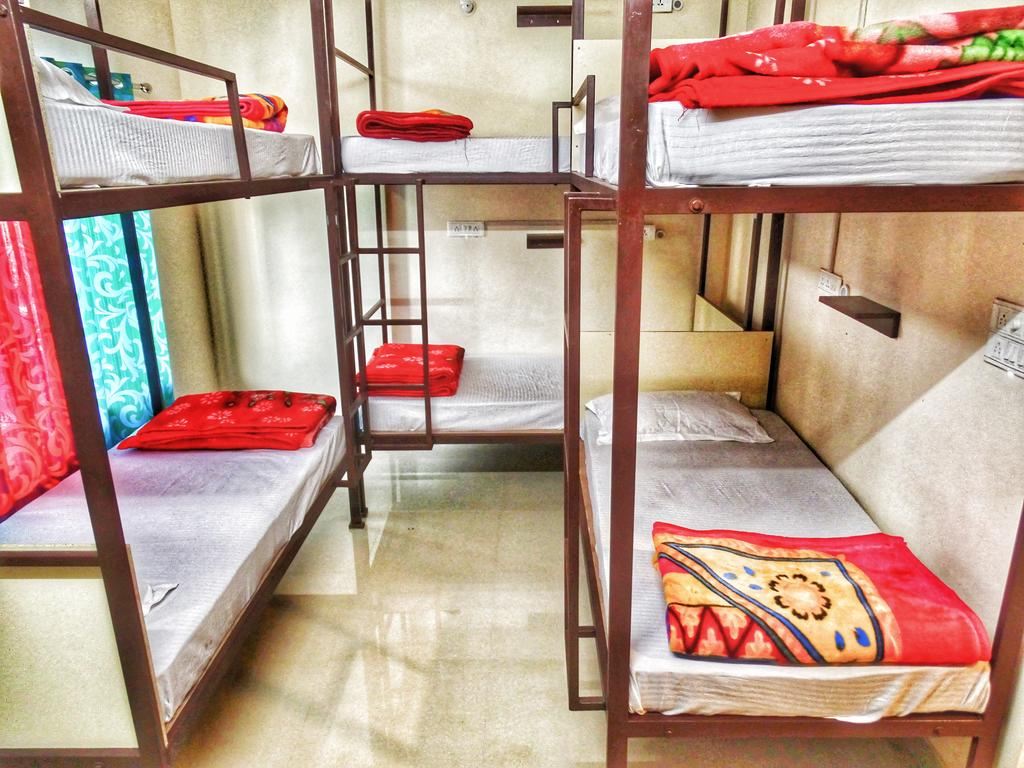 Best Hostels In Rishikesh / Hostel Moustache Rishikesh