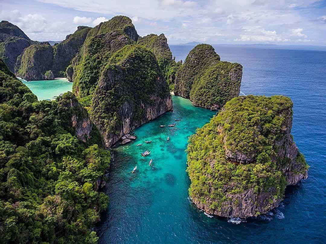 Best Things To Do In Krabi / Loh Samah Bay