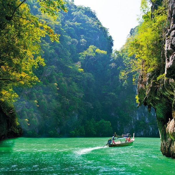 Best Things To Do In Krabi / Mu Koh Hong