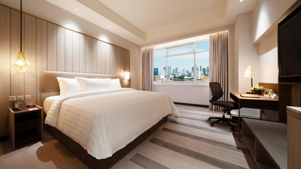 TSG's 11 Best Hotels In Singapore / PARKROYAL Kitchener Road