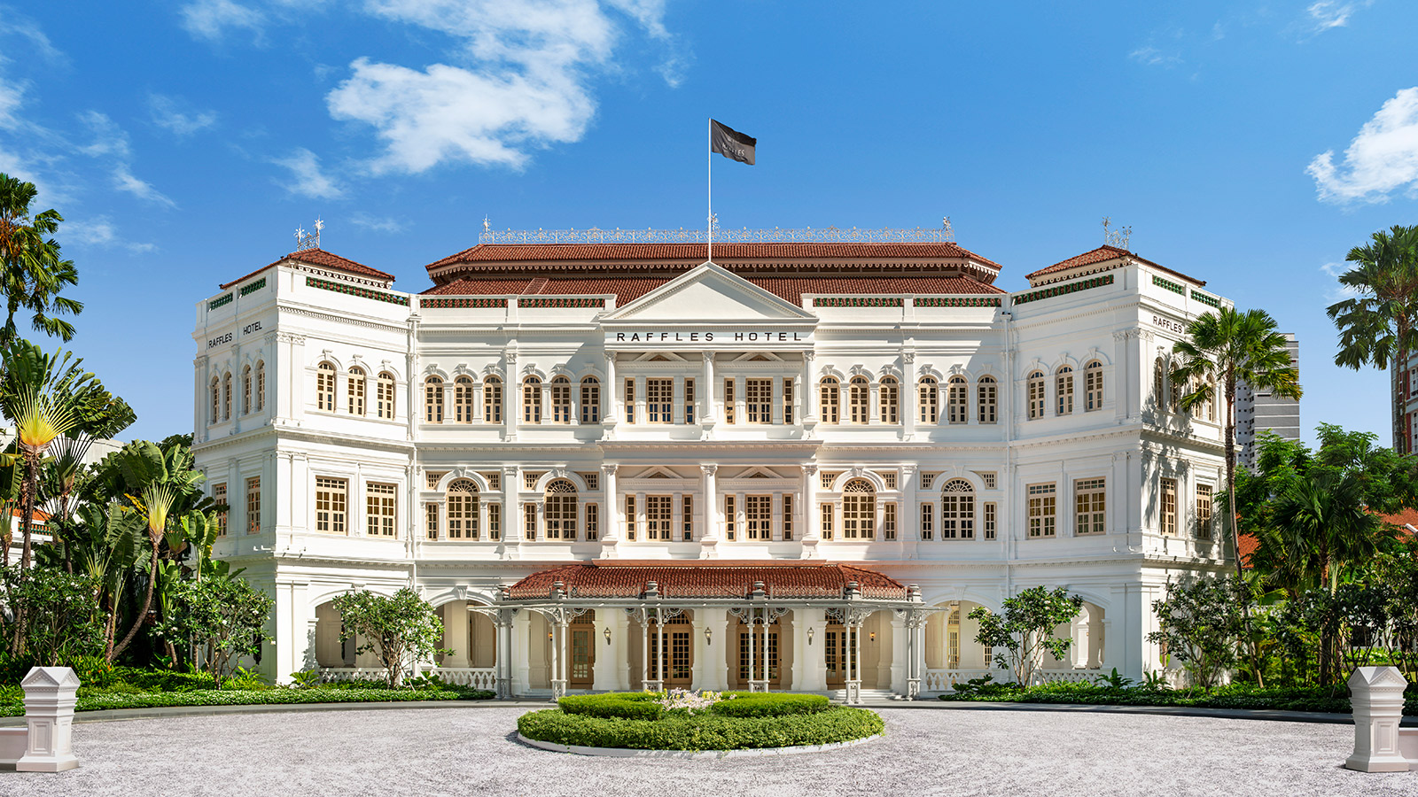 TSG's 11 Best Hotels In Singapore / Raffles Singapore