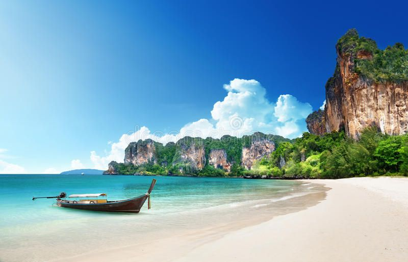 Railay Beaches And Caves