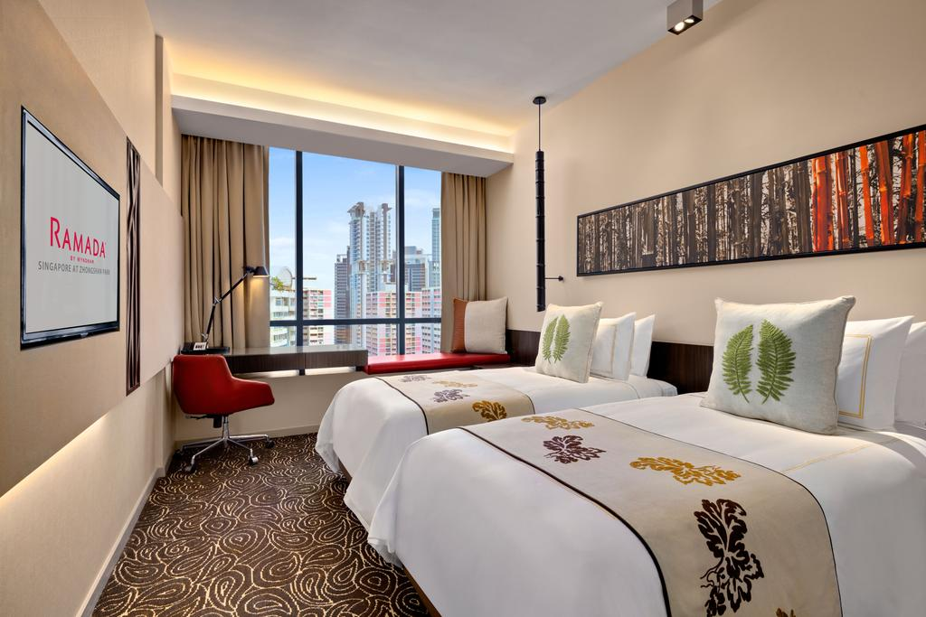 TSG's 11 Best Hotels In Singapore / Ramada By Wyndham Singapore At Zhongshan Park