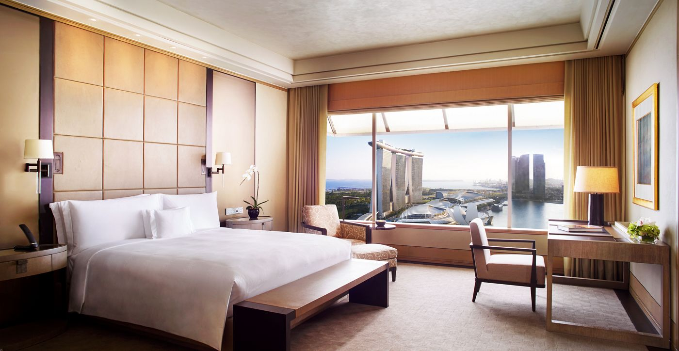 TSG's 11 Best Hotels In Singapore / The Ritz-Carlton