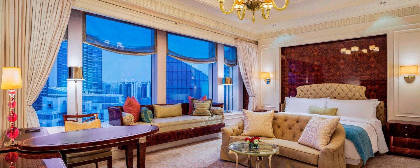TSG's 11 Best Hotels In Singapore / The St. Regis Singapore