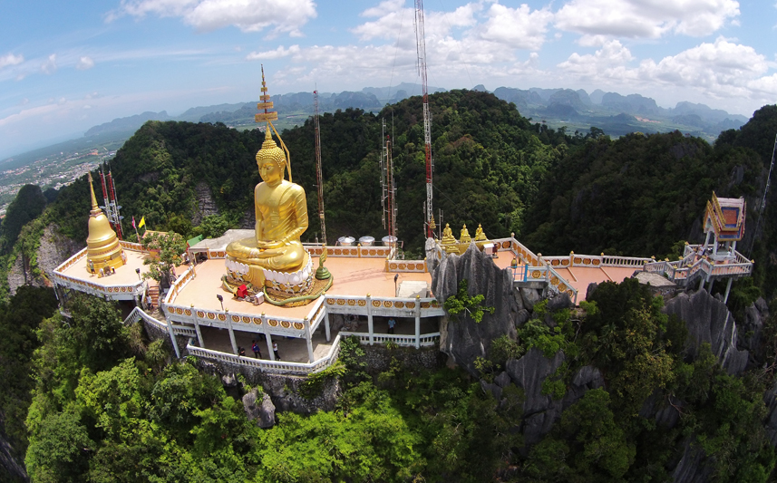 Best Things To Do In Krabi / Tiger Cave Temple