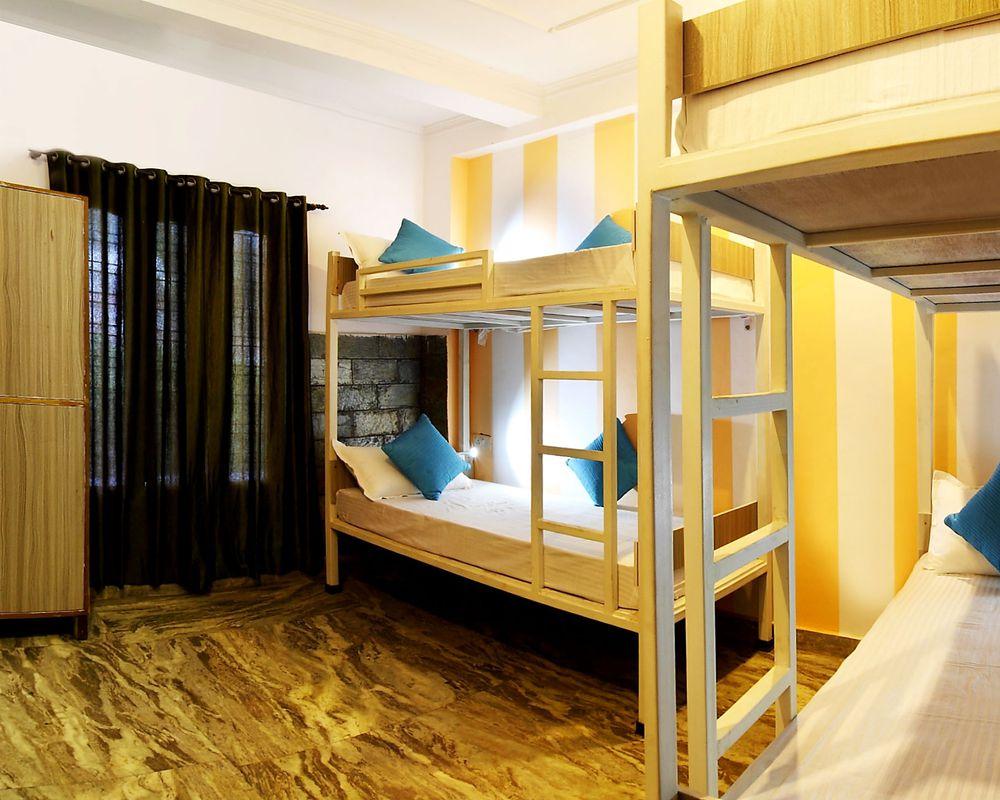 Best Hostels In Rishikesh / Zostel Rishikesh