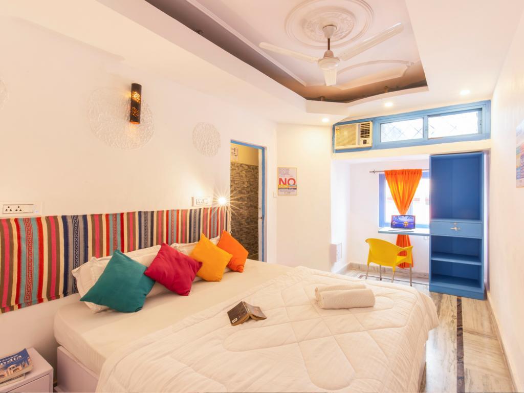 Best Hostels In Rishikesh / goStops Rishikesh
