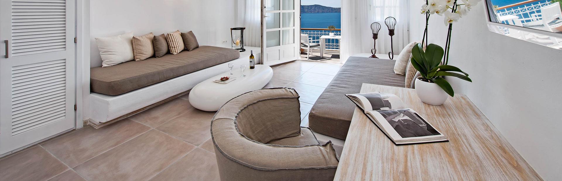 Athina Luxury Suites - Best Hotels In Santorini
