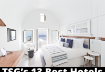Best Hotels In Santorini