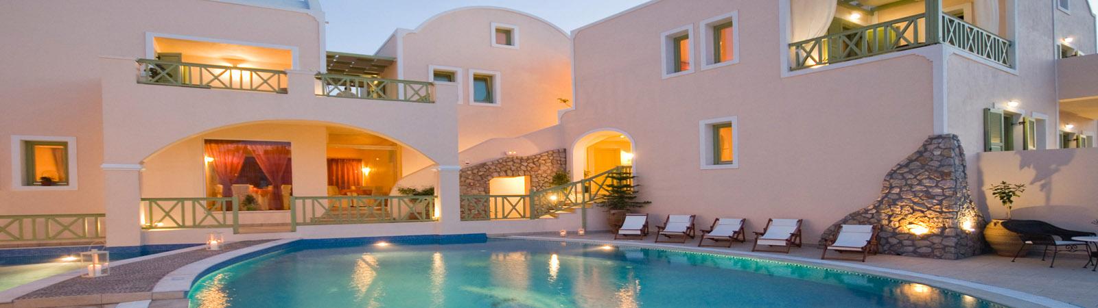 Hotel Anassa - Best Hotels In Santorini