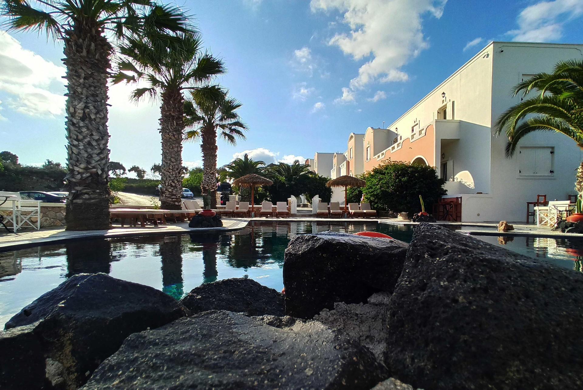 Villa Manos - Best Hotels In Santorini