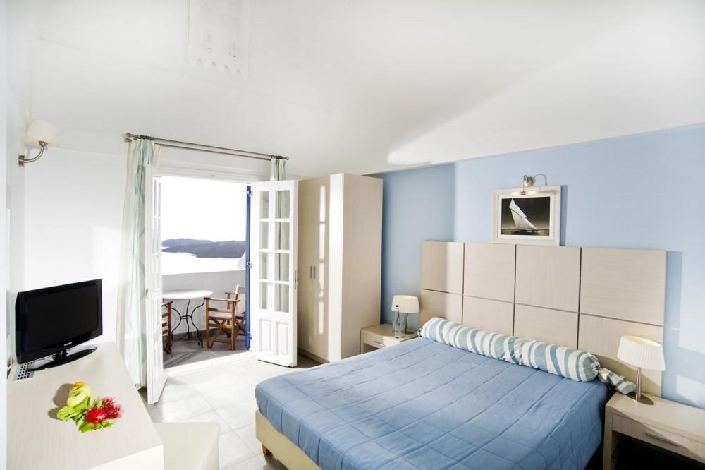 Volcano View Hotel - Best Hotels In Santorini
