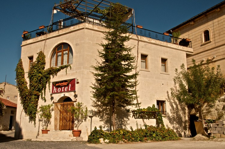 Arch Palace Hotel / One Of The Best Hotels In Cappadocia