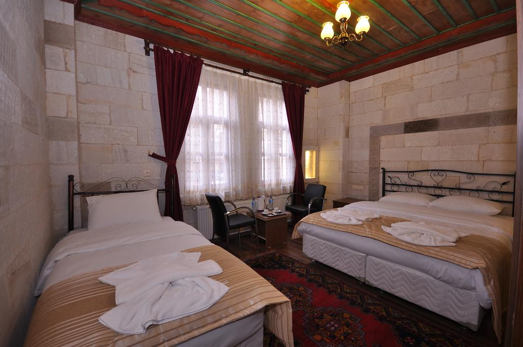 Hotel Cappadocia Stone Palace / One Of The Best Hotels In Cappadocia