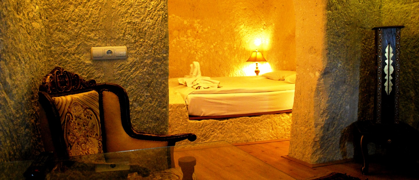 Lalezar Cave Hotel / One Of The Best Hotels In Cappadocia