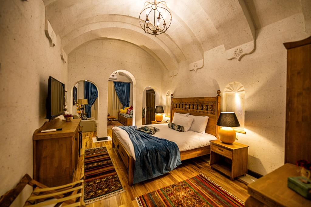 Mira Cappadocia Hotel / One Of The Best Hotels In Cappadocia