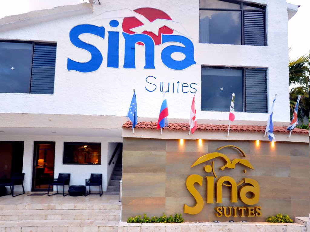 Best Hotels In Cancun / Sina Suites Hotel
