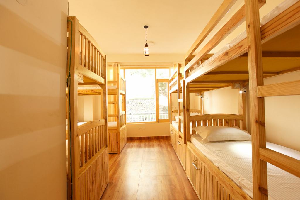 The Culture Nation Hostel / One Of The Best Hostels In Manali