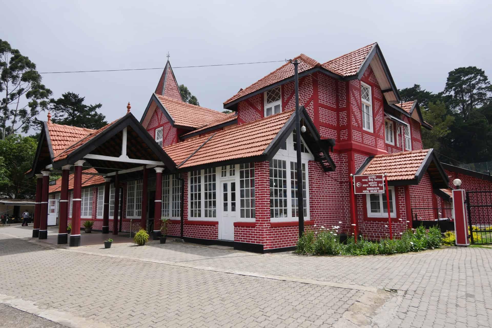 Best Things To Do In Nuwara Eliya - Nuwara Eliya Post Office