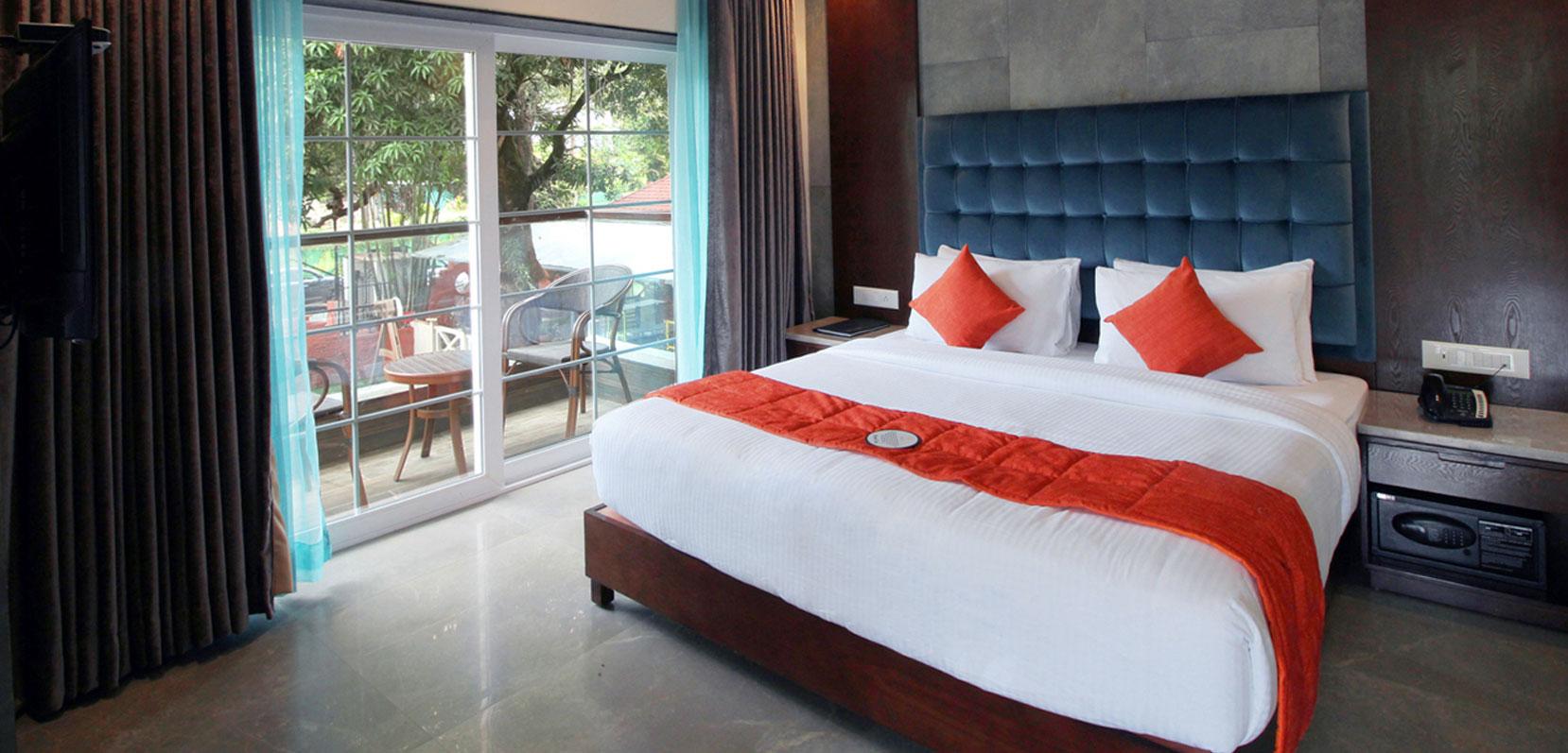 Basilica Rediscover Serenity / Best Hotels In Mahabaleshwar