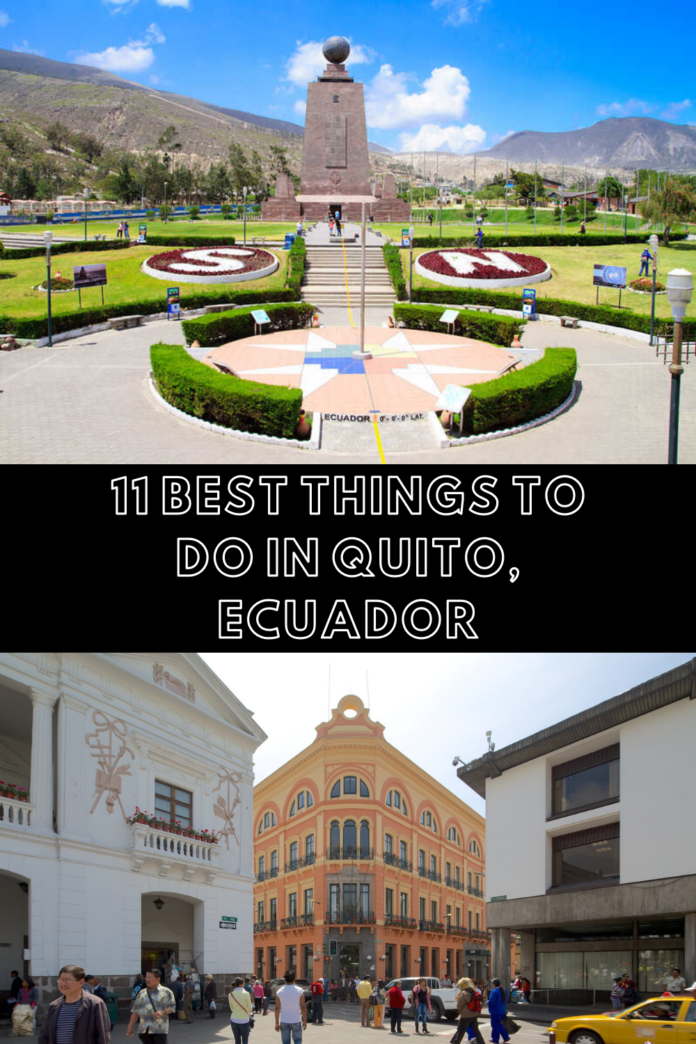 Best Things To Do In Quito