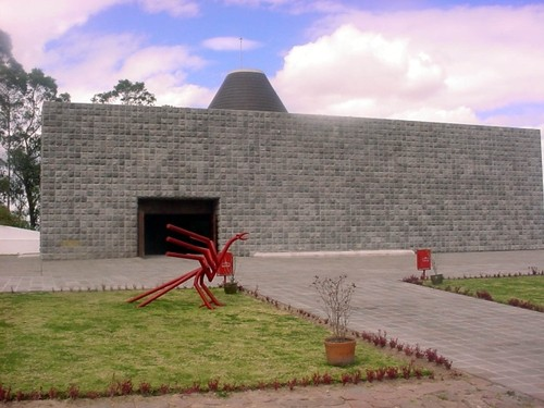 Chapel of Man / Best Things To Do In Quito