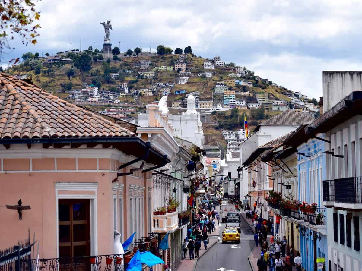 El Panecillo / Best Things To Do In Quito