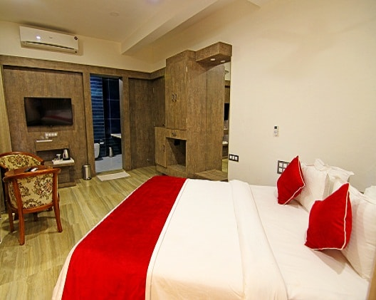 Forest Country Resort / Best Hotels In Mahabaleshwar