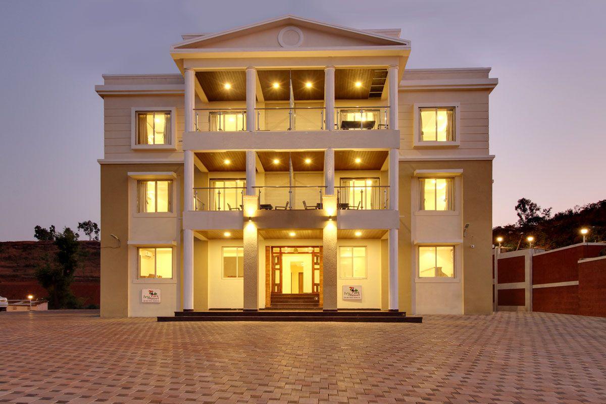 IVY Park Resort / Best Hotels In Mahabaleshwar