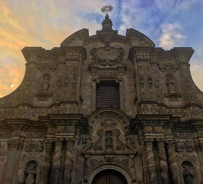 La Compania Church Quito