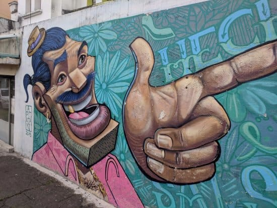 Street Art / Best Things To Do In Quito