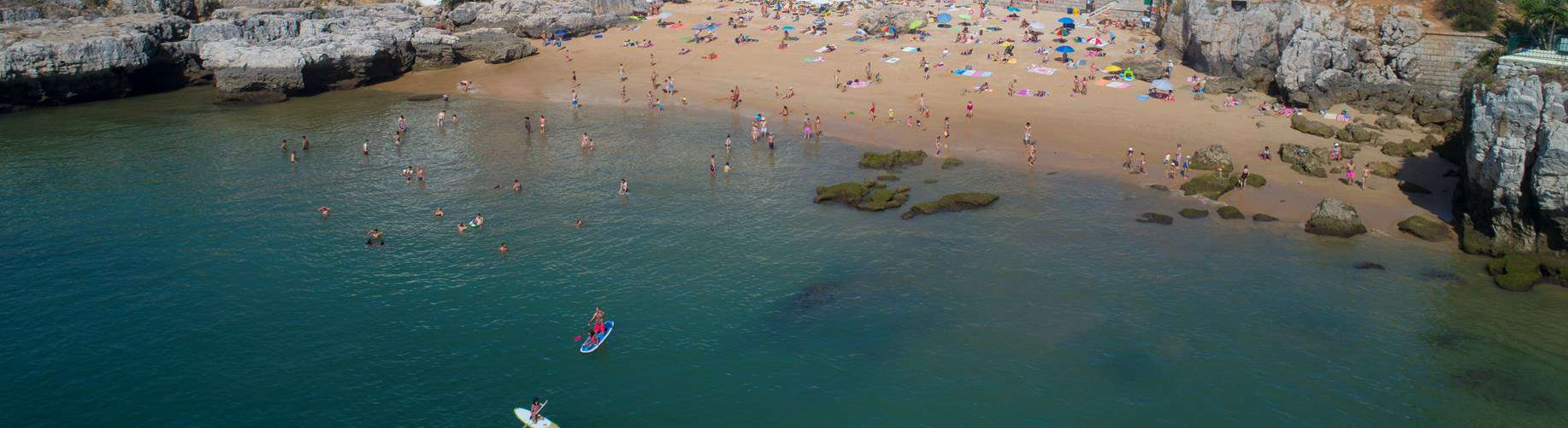 Praia de Rainha / Best Things To Do In Cascais