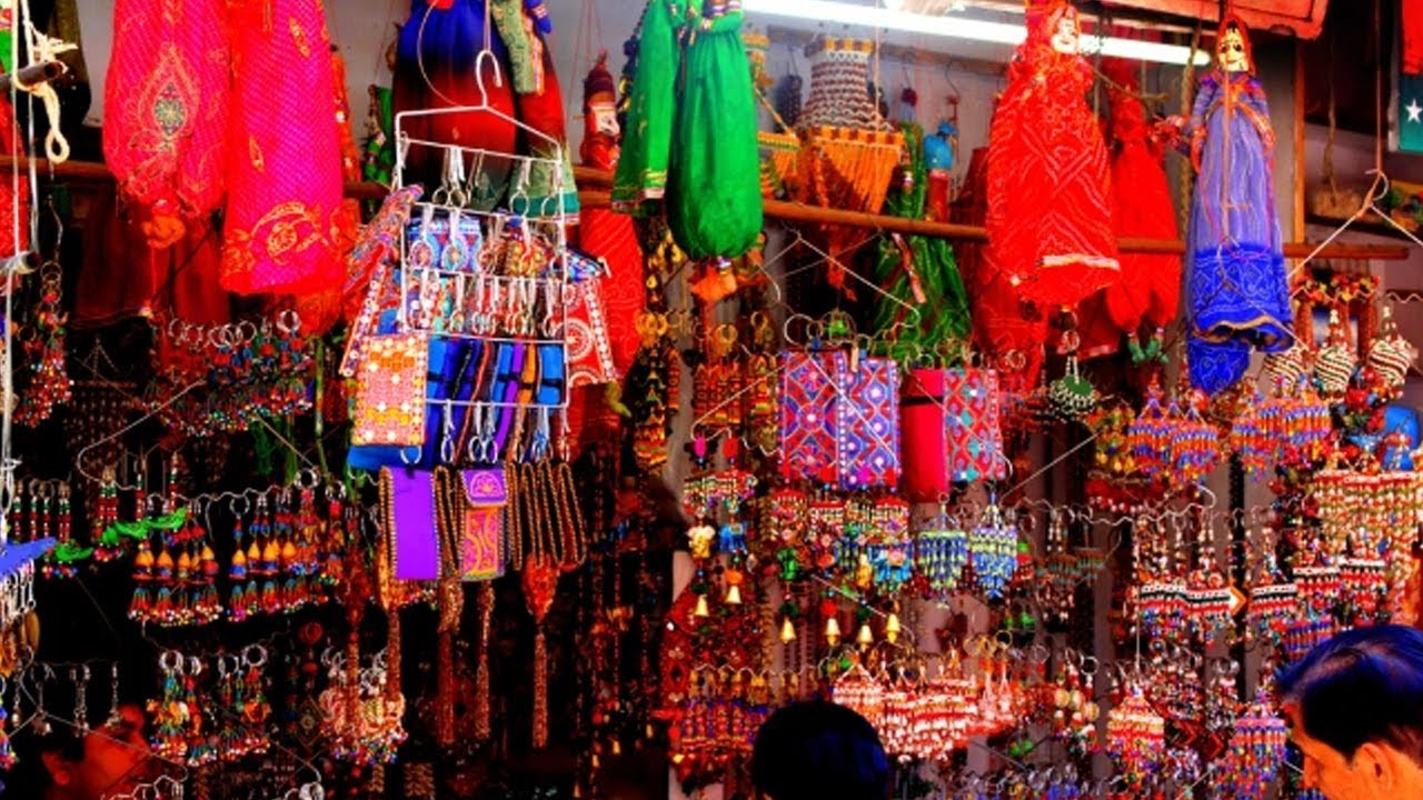 Pushkar Bazaar / Best Things To Do In Pushkar